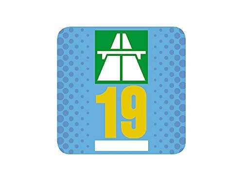 Preisvergleich Produktbild Autobahn Vignette Schweiz 2019 NEU Gültig Bis 31.01.2020
