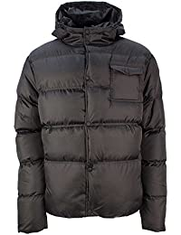 Mens Puffa Jacket Hooded Soulstar Designer Coat