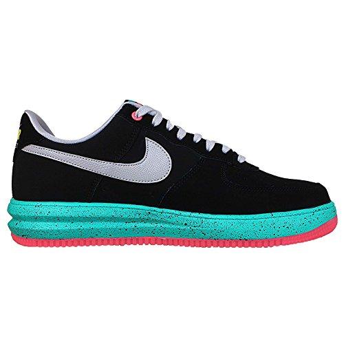 Nike Herren Lunar Force 1 '14 654256 001 black wolf grey 004