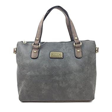 Designer Handbags for Women Candy Ladies Fashion Top Handle Grab Bag with Detachable Adjustable Cross Body Shoulder…