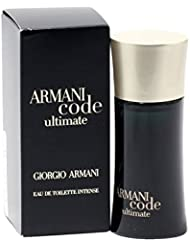 Armani - ARMANI CODE ULTIMATE edt intense vaporizador 50 ml