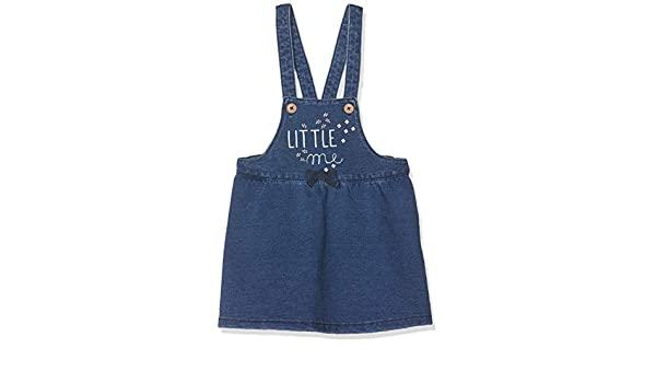 United Colors of Benetton Baby Girls Gonna Salopette Dungarees