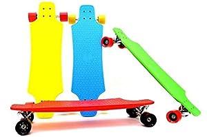 Globo Toys Globo 37770 - Monopatín (plástico, 76 cm, 4 Colores)