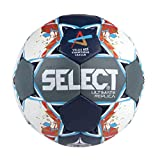 SELECT Ultimate Replica Ballon Adulte Unisexe, Grey/Blue/Red, lilleput(1)