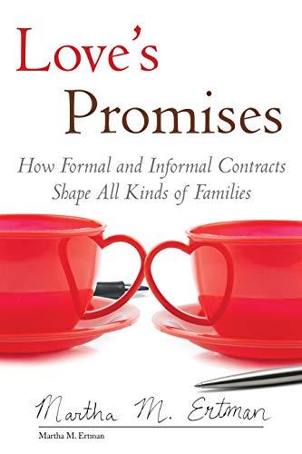 Love's Promises (Queer Action/ Queer Ideas) por Martha M. Ertman