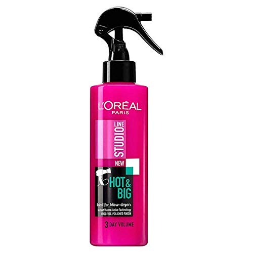 Glamorous Mart - L'Oréal Studio Line Hot & Big Hair Spray 200ml