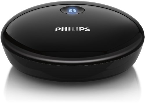 PHILIPS AUDIO AEA2000/12 Bluetooth HiFi-Adapter schwarz
