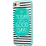 Happy Jackson Today Is Gonna Be A Good Day Protective Case for iPhone 6/6S/7/8 - Teal