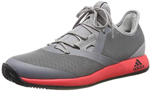 adidas Herren Adizero Defiant Bounce Tennisschuhe Mehrfarbig (Multicolor 000)  , 44 2/3 EU (Für Tennis-schuhe Männer Adidas)