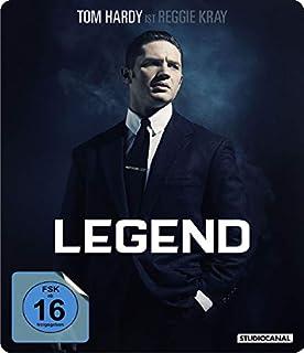 Legend - Steel Edition [Blu-ray]