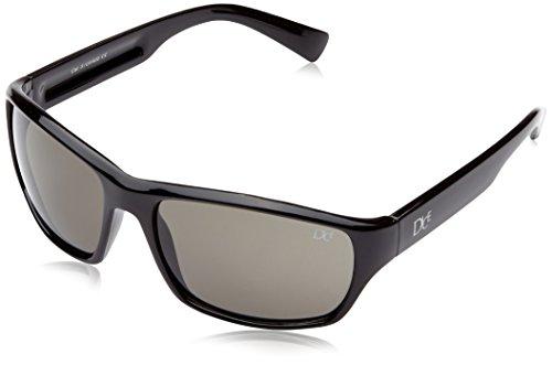 Dice Sonnenbrille, black shiny, D01396-1