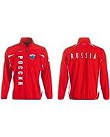 Russland Sport Pullover rot SWEATER Trikot look EM 2016 -