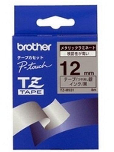 Preisvergleich Produktbild Brother TZM931 Schriftbandkassett 12mm8m