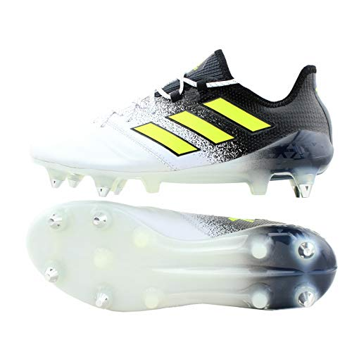 adidas Herren Ace 17.1 Soft Ground Football Boots Hallenschuhe, Mehrfarbig Multicolour, 41 1/3 EU (Adidas Fußball-stollen)