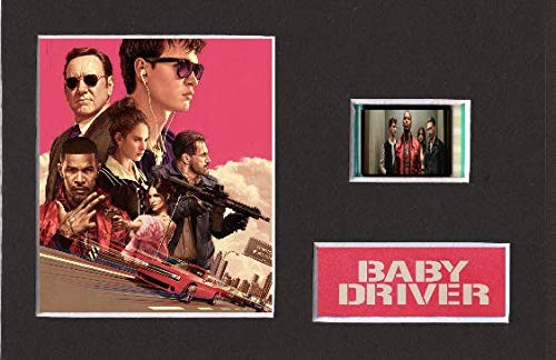 Desconocido Biombo de película montado para Conductor de bebé, Estilo Celular, 6 x 4 cm, Sin Marco, 25,40 x 20,32 cm