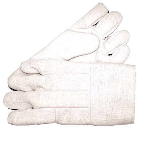 Steel Grip GL210-14F Gants de protection thermique en tissu de verre 35,5cm