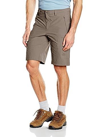 North Face Men's Exploration Shorts - Brown/Weimaraner Brown, Size 28