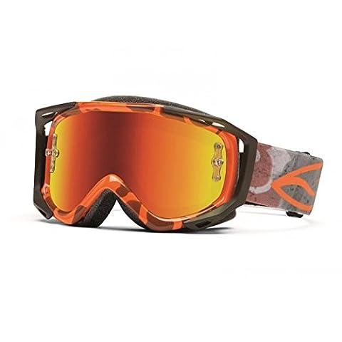 Goggles Smith Fuel V.2Sweat-X Orange Duck Camo–Smith Optics 431204