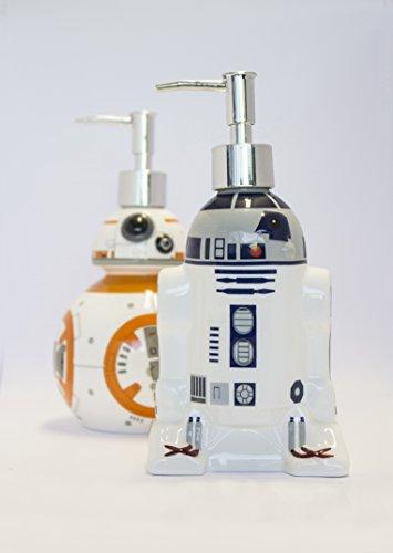 Star Wars – R2-D2 Seifenspender aus Keramik in Geschenkpackung - 5