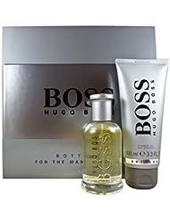Hugo Boss Bottled Set homme/men, Eau de Toilette 50 ml und Duschgel 100 ml, 1er Pack (1 x 150 ml)