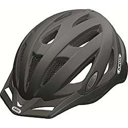 Abus Urban-Villite - Casco, color negro