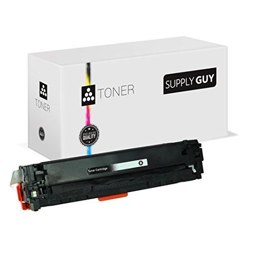 Preisvergleich Produktbild Supply Guy Toner kompatibel mit HP 128A CE320A Schwarz für Laserjet CP-1521 CM-1418 CM-1417 CM-1415 CM-1416 CP-1522 CP-1523 CP-1526 CP-1527 CP-1528 CP-1525 CM-1413 CM-1412 CP-1525 CM-1411 CP-1525