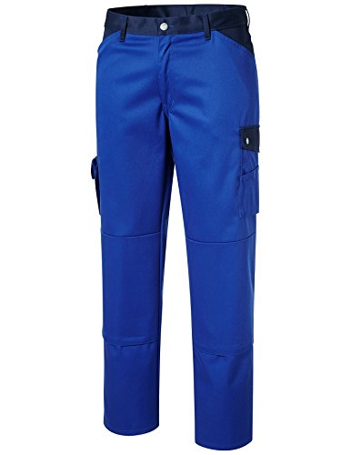 PIONIER WORKWEAR Herren Bundhose Active Style in schwarzbeige (Art.-Nr. 2611) royal/marine