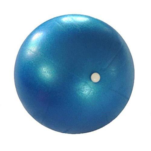 obiqngwi Mode 25cm Aufblasbare Turnhalle Pilates Balance Übung Fitness Training Yoga Massage Ball - Blau