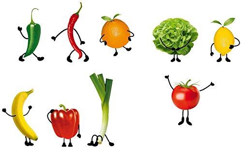 eurographics-deco-ds-dt1033-sticker-25-x-35-cm-crazy-vegetable