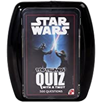 Top Trumps Star Wars Quiz Game