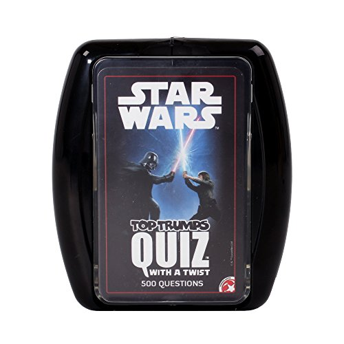Top Trumps Star Wars Top Trumps Quiz game