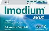 Imodium akut Kapseln, 12 St.
