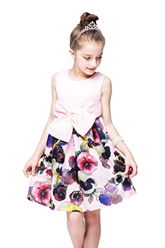 yming-filles-fete-danniversaire-fille-de-fleur-bowknot-vintage-robe-blanc-trapeze