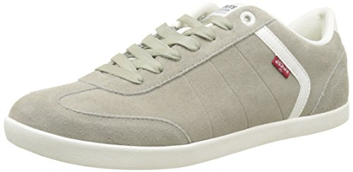 Levi's Loch, Baskets Basses Homme Gris (Light Grey)
