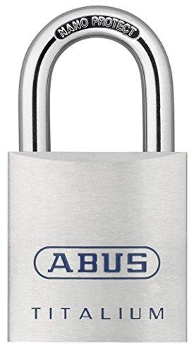 ABUS Titalium-Vorhangschloss 80TI/50, 56234