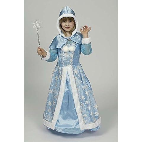 Disfraz reina de las nieves niña 7 à 9 ans