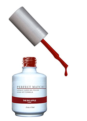LECHAT Perfect Match Nail Polish, The Big Apple, 0.500 Ounce by LECHAT