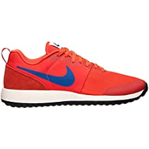 Nike Elite Shinsen Men's Sneaker, team orange game royal sail 846, 41 D(M) EU/7 D(M) UK