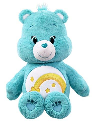 Vivid Imaginations-peluche Care Bear Wish, misura grande, multicolore
