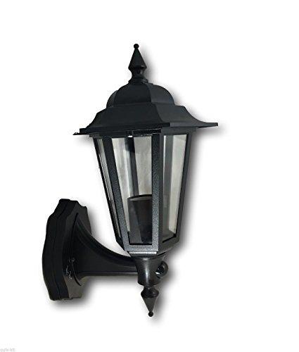deta-l2833bk-polycarbonate-coach-lantern-with-pir-movement-sensor-6-panel-black