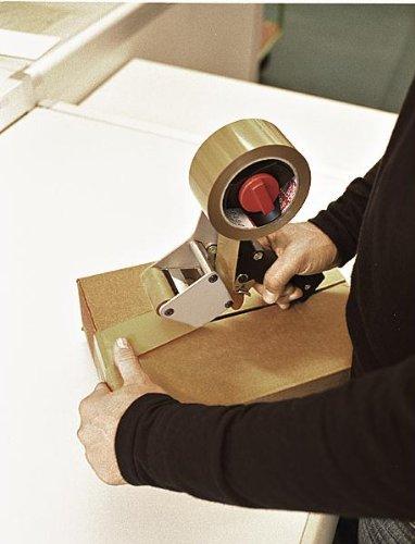 tesa Packband-Abroller mit 2 Rollen tesapack 66m x 50mm - 4