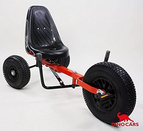 Kinderfahrzeug Twister schwarz / rot DINO CARS