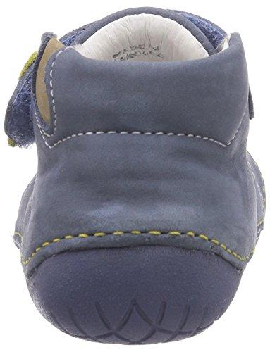 Primigi SPOT-E Baby Jungen Krabbelschuhe Blau (Avio)
