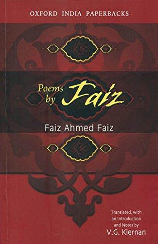 Poems By Faiz: Faiz Ahmed Faiz