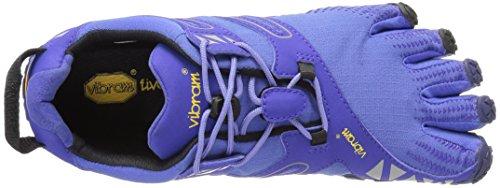 Vibram Five Fingers V, Chaussures de Trail Femme Violet (Purple/black)