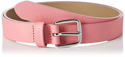 ESPRIT Accessoires Damen Gürtel 038EA1S001, Rosa (Pink 670), 90