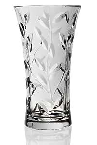 RCR Crystal Laurus 25 cm Vase
