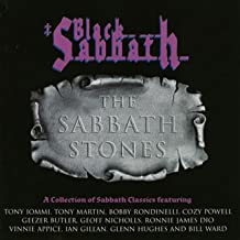 Sabbath Stones:Best of [Japan]