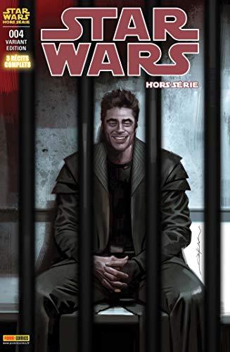 Star Wars HS nº4 (couv 2/2) par Ben Blacker, Duane Swierczynski, Cullen Bunn Ben Acker