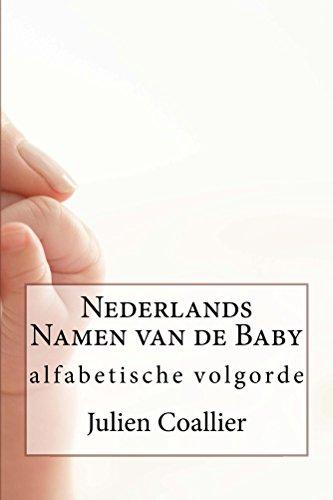 de Baby: alfabetische volgorde (English Edition) ()